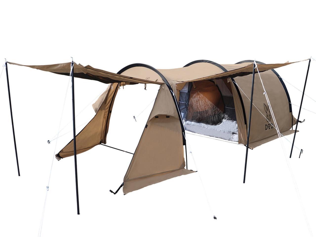 Images : 12番目の画像 - テントの使用イメージやディテールカットはこちらでチェック! - webオートバイ