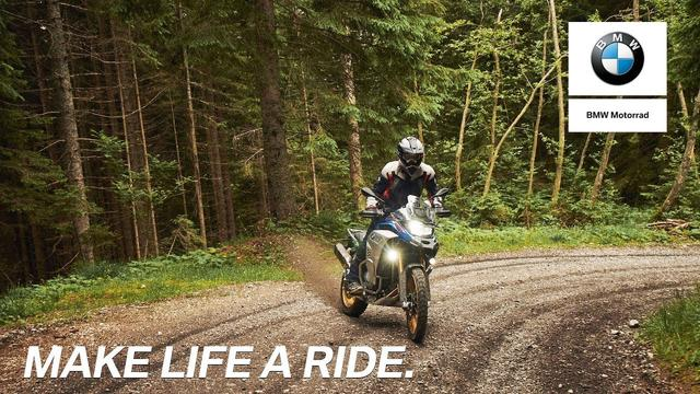 画像: The new F 850 GS Adventure conquers Slovenia. youtu.be