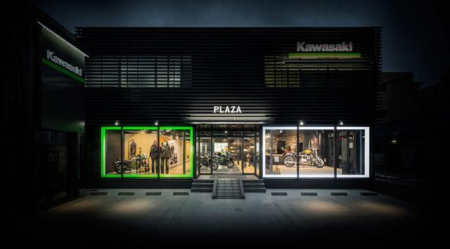 画像1: まるでセレクトショップ、Kawasaki PLAZAは買い物に行くのも楽しい!