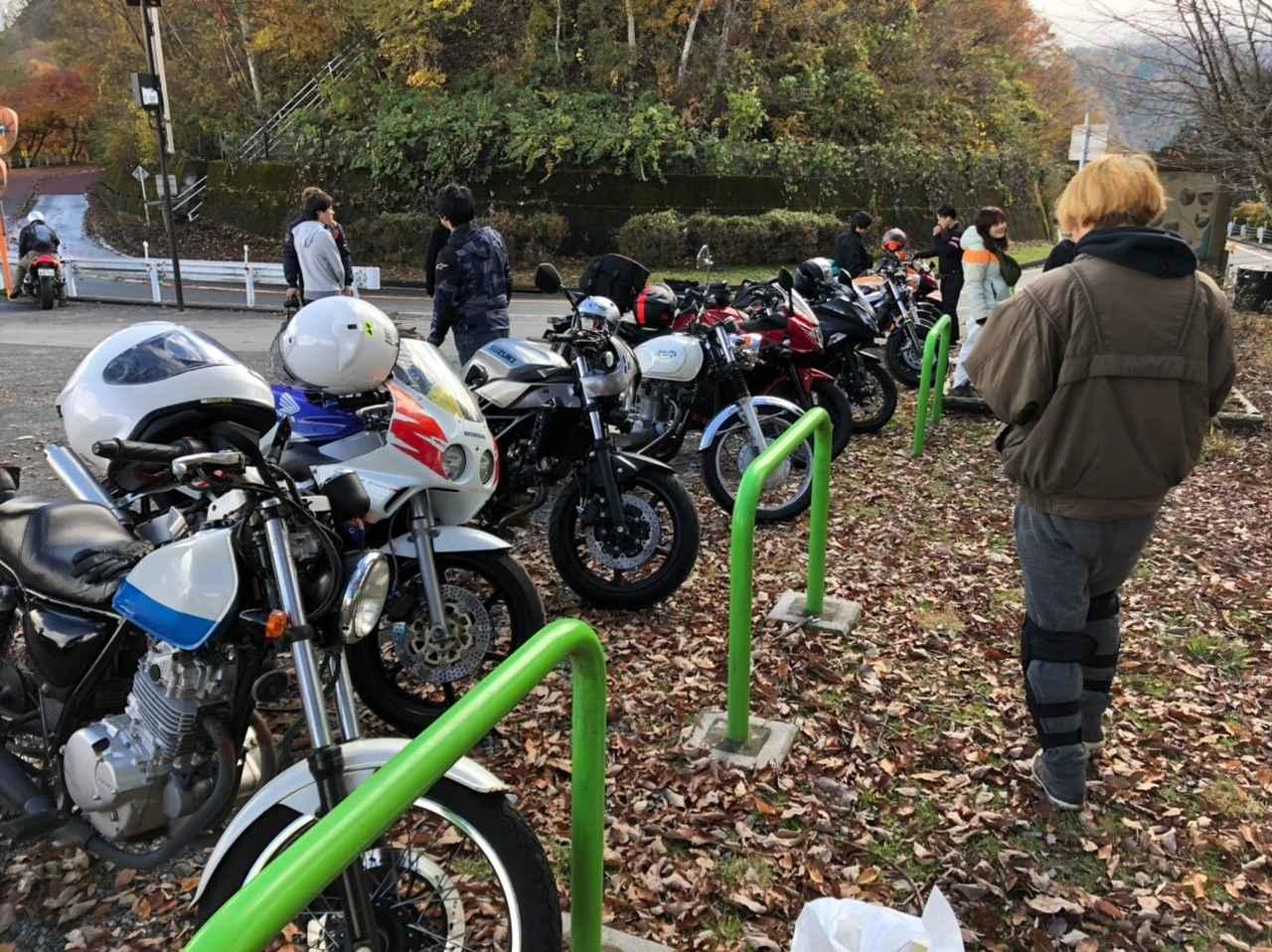 Images : 3番目の画像 - 「初心者多めで、トラブル多数?? 多摩美術大学バイクサークルの『RAC』です!」のアルバム - webオートバイ