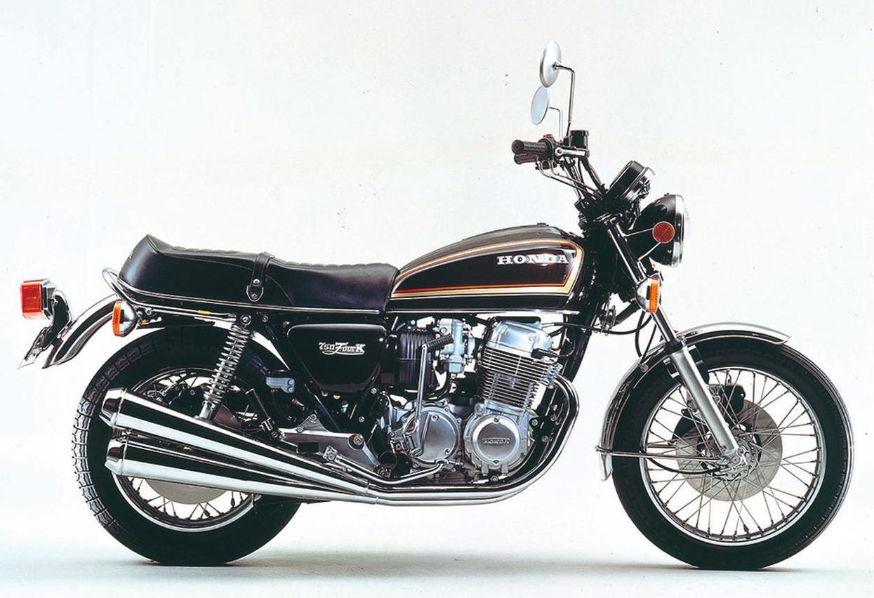 Images : 1977年4月CB750FourK[K7]