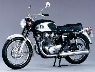 1965 CB450