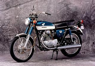 1968 CB350