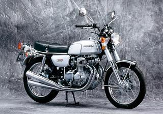 1972 CB350 FOUR