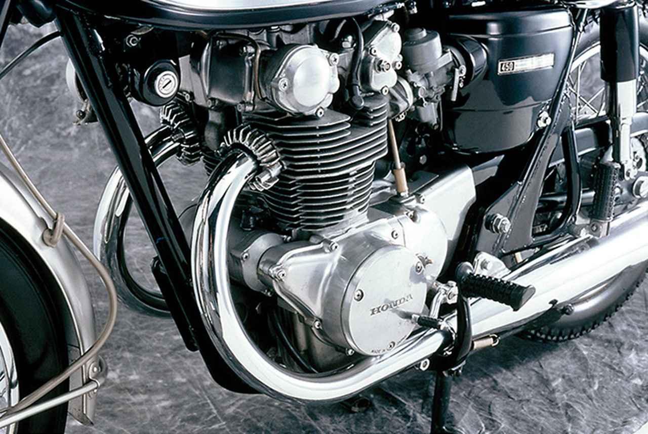 Images : 7番目の画像 - 「ルーツ the CB 〜各クラスのファーストCBたち〜 #CB THE ORIGIN」のアルバム - webオートバイ