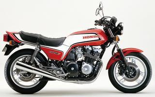 1981 CB750F