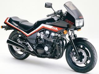 1983 CBX750F