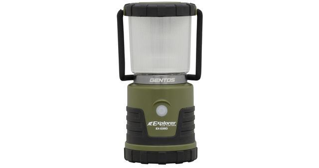 画像: ジェントスからまたキャンプツーリングにぴったりの電池ランタンが登場!