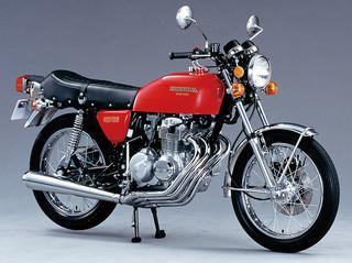 1974 CB400FOUR
