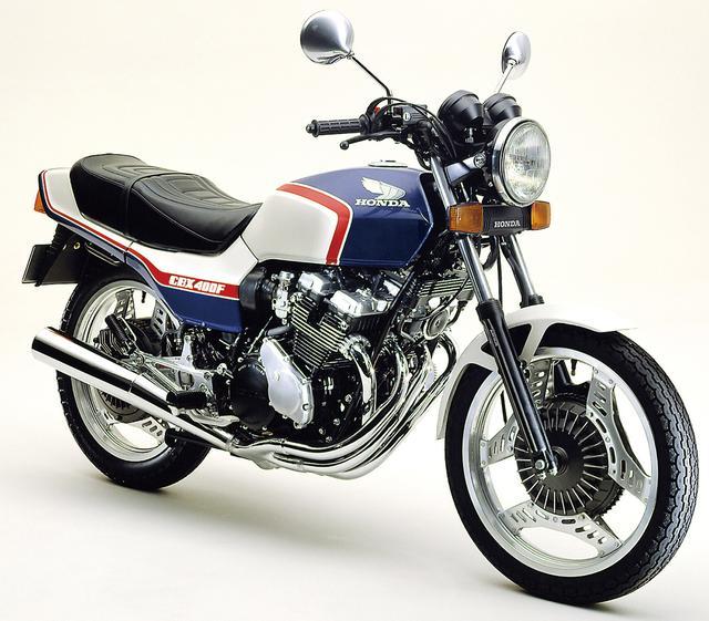 画像: 1981 CBX400F
