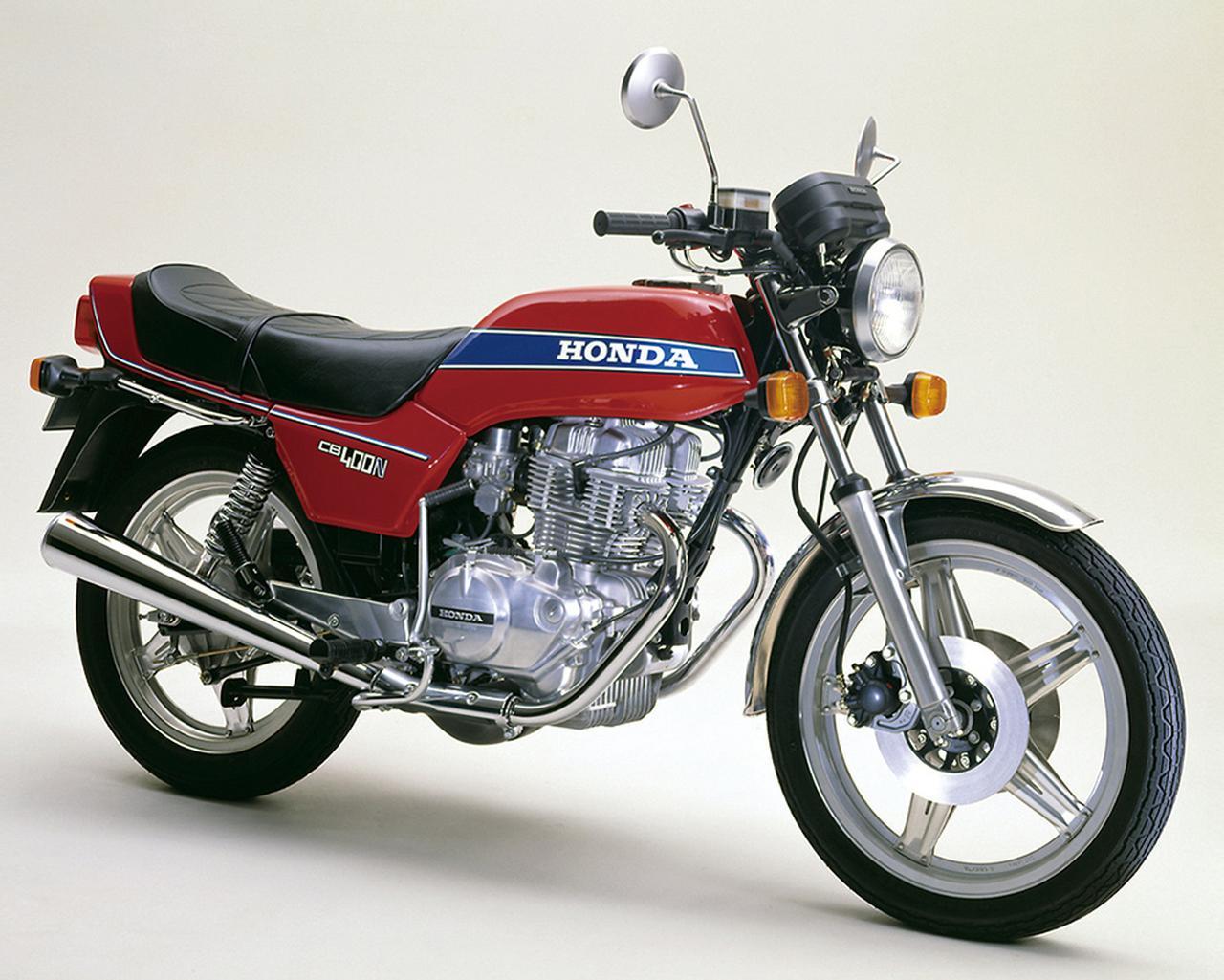 Images : 1978 HAWK    CB400N