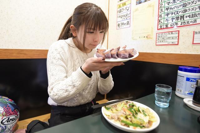画像: 「小江戸おさつ庵」の眼の前にある「餃子菜館 大八」でランチ!