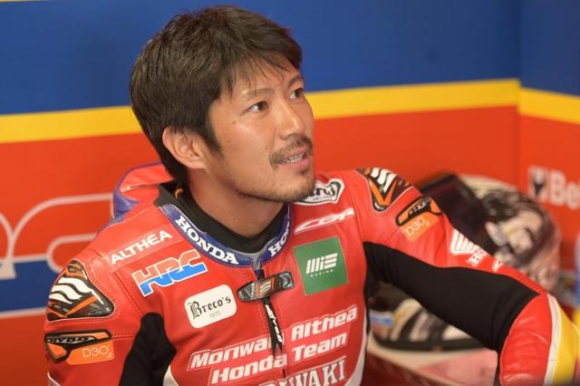 画像: 清成龍一36歳 マルコ・メランドリと同い年です 03年のGPデビューから15年が経ちました