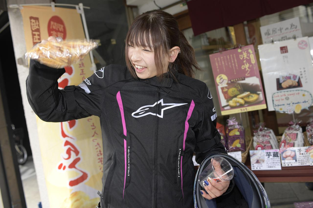 Images : 10番目の画像 - 葉月美優のGSX250R RIDING DIARY(第7回:小江戸・川越) - webオートバイ