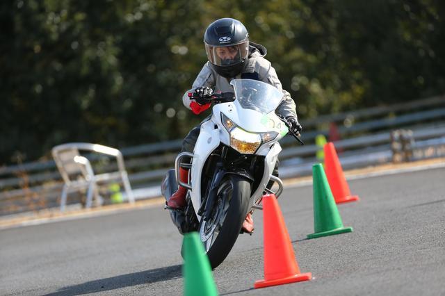 画像2: 「自分のCBRで速いマシンに勝ちたいんです」鈴木夢菜(2年)