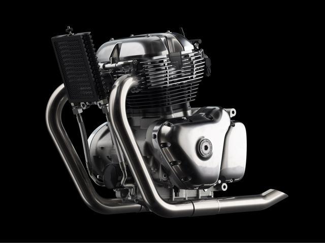 画像1: 648㏄の二気筒エンジンは、日本の道路環境にもマッチする!