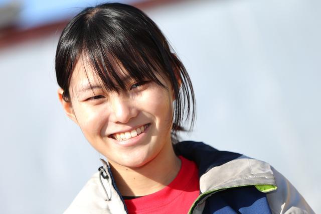 画像4: 「自分のCBRで速いマシンに勝ちたいんです」鈴木夢菜(2年)