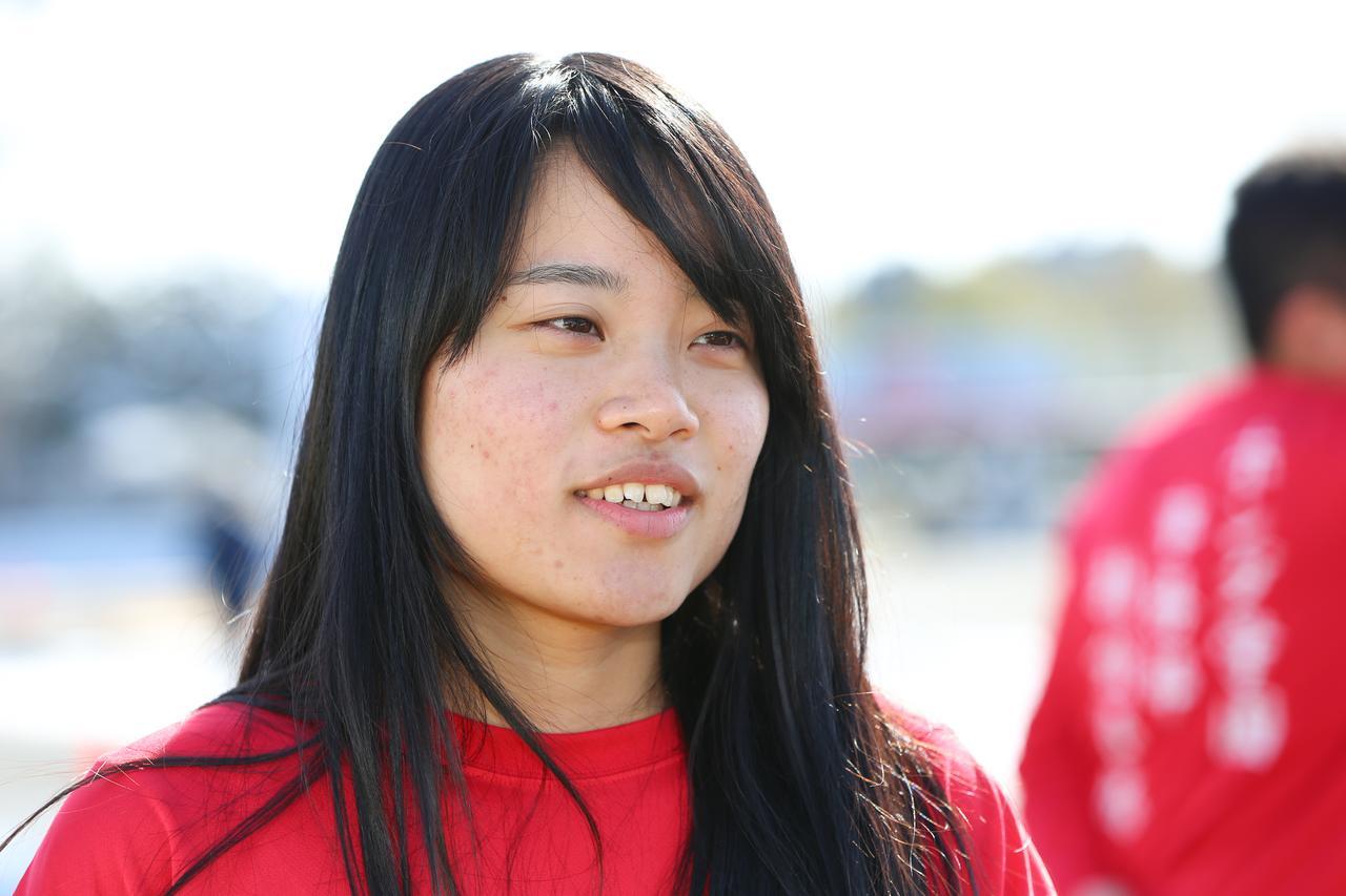 画像4: 「ジムカーナがやりたくて入学しました!」草野涼子(1年)