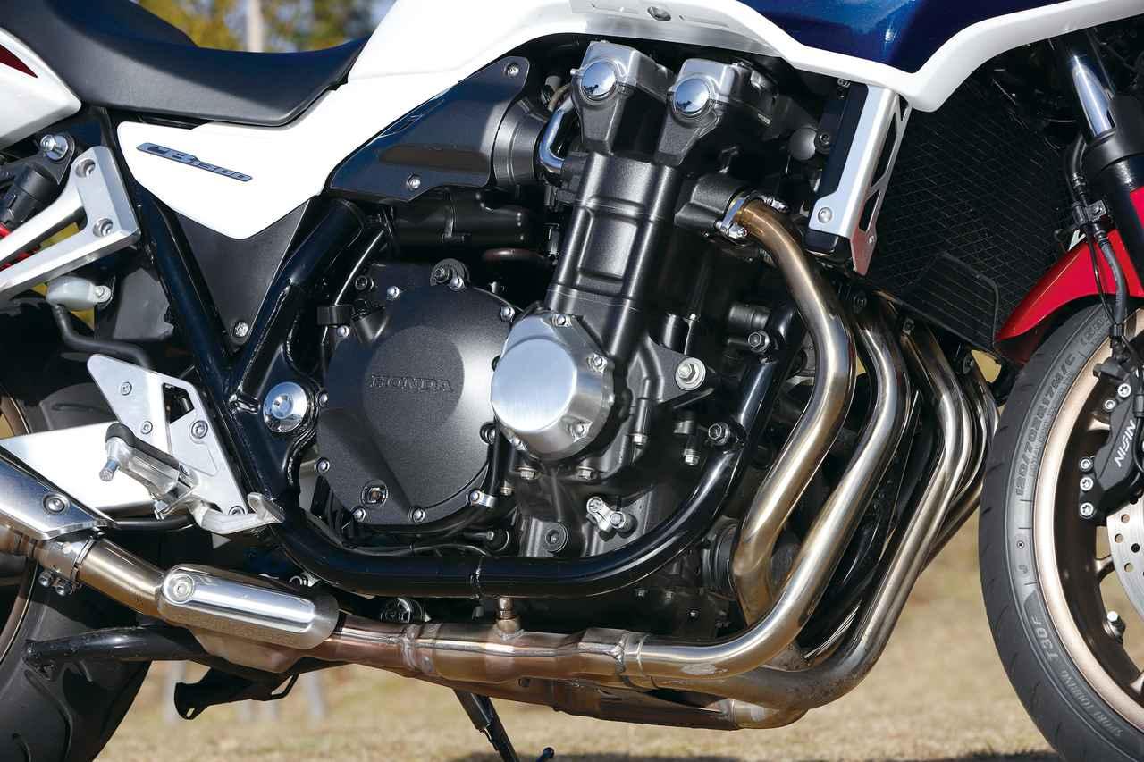 画像2: ビッグバイクの魅力を全身で楽しむ最高級車