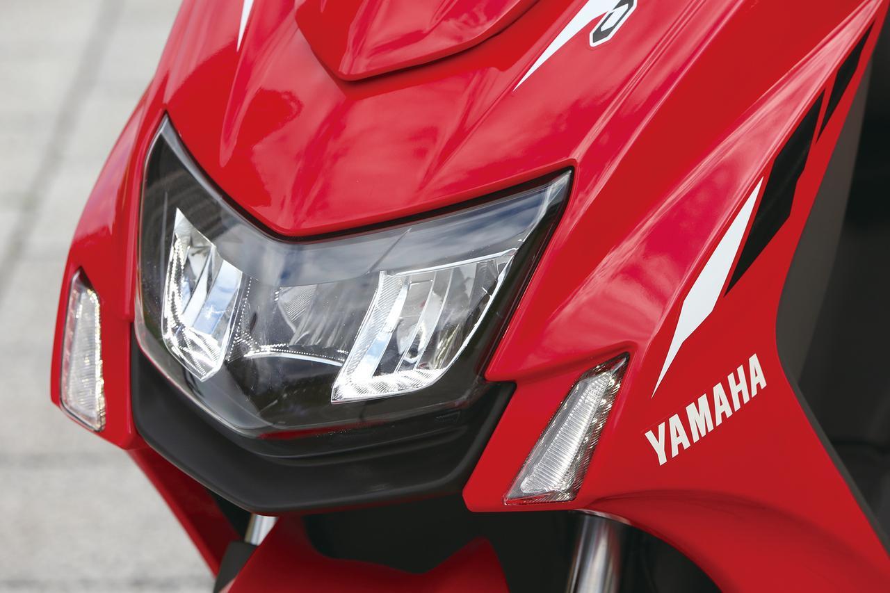 Images : 9番目の画像 - 「精悍マスクに生まれ変わった定番スポーツスクーター『YAMAHA CYGNUS X』#試乗インプレ」のアルバム - webオートバイ