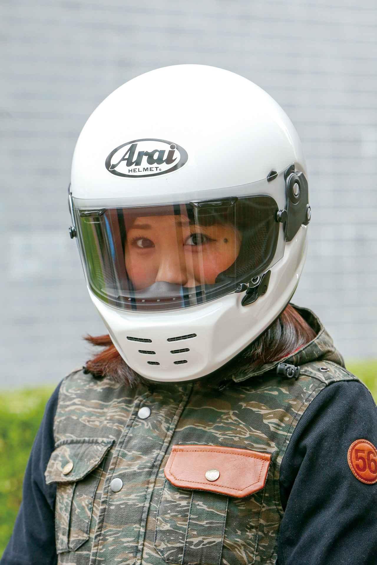 Images : 1番目の画像 - 「シンプルフォルムのネオクラシックモデル『ARAI RAPIDE NEO』#GEARS TEST(2019年)」のアルバム - webオートバイ