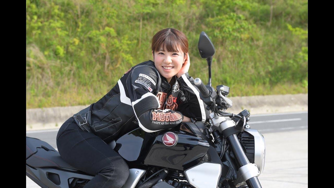 画像: 【オートバイ】HONDA CB1000R(2018年) 梅本まどかの「試乗れぽ」! youtu.be