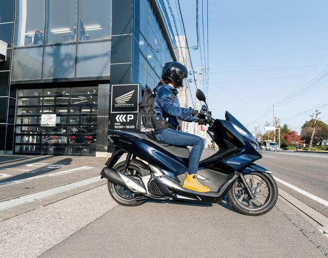 画像: ホンダ二輪車の全車種をラインアップする唯一の専門店!