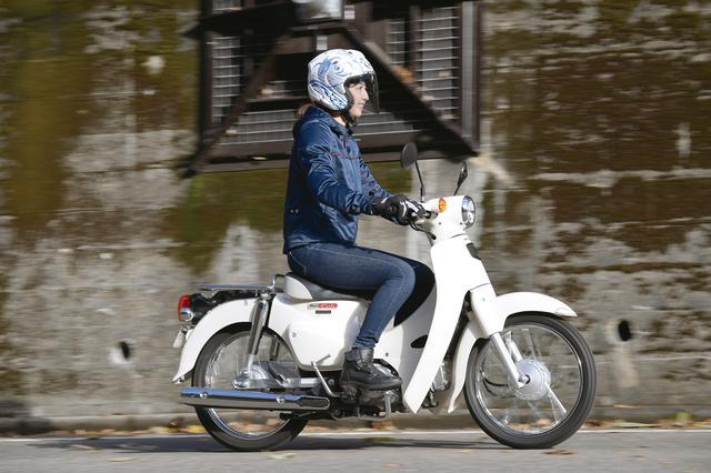 画像1: C125は質感が高くて「現代のスーパーカブ」 どこかスポーツバイク的なところが気に入りました