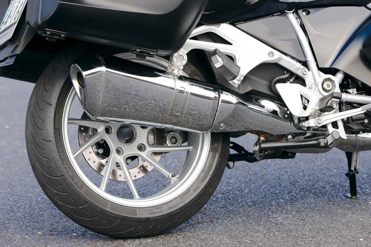 Images : 13番目の画像 - 「魔法のエンジンが走りを全てにわたって進化させた!『BMW R1250 RT』#試乗インプレ」のアルバム - webオートバイ
