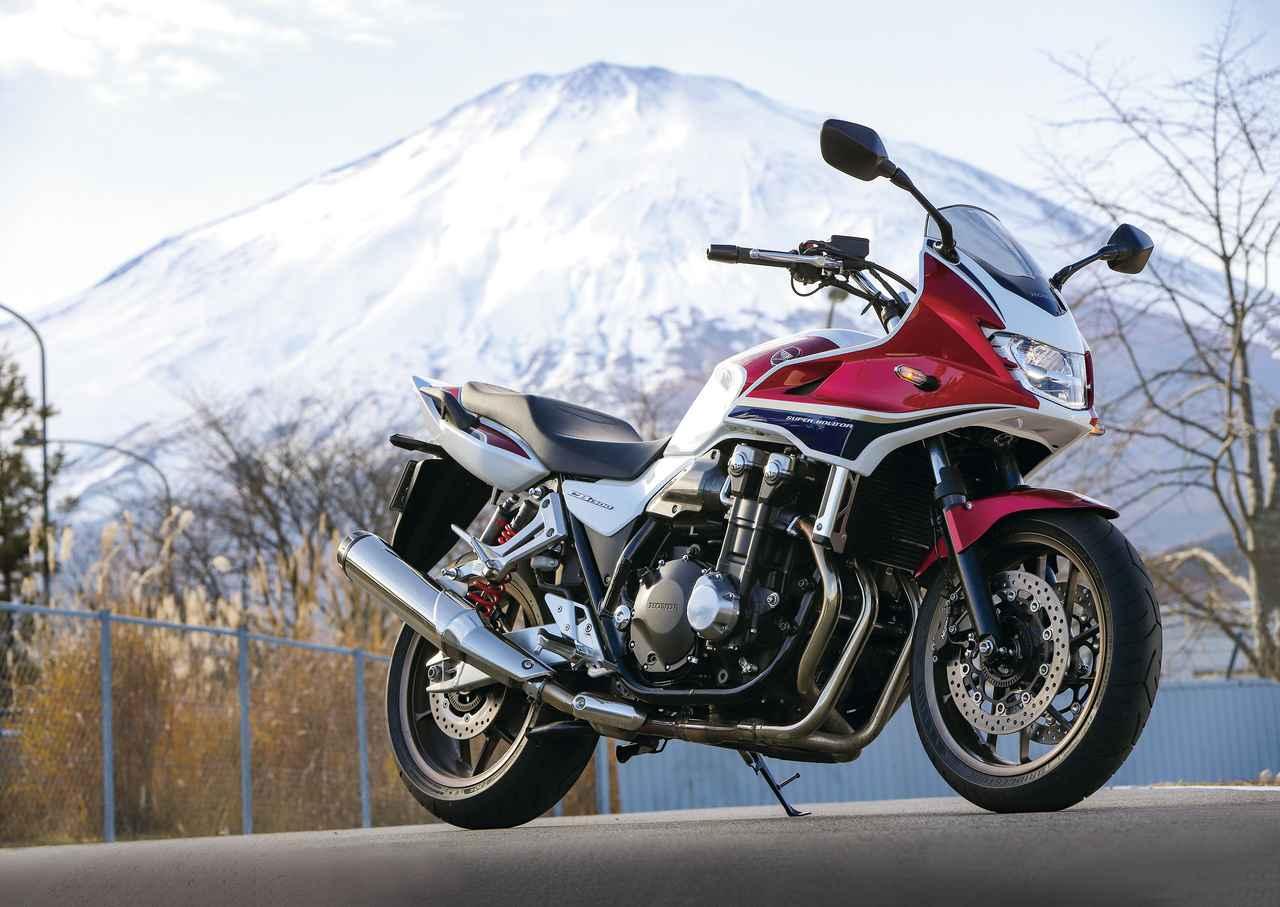 Images : 1番目の画像 - 「ニッポンが誇る「最高のCB」 PROJECT BIG-1 #CB THE ORIGIN」のアルバム - webオートバイ