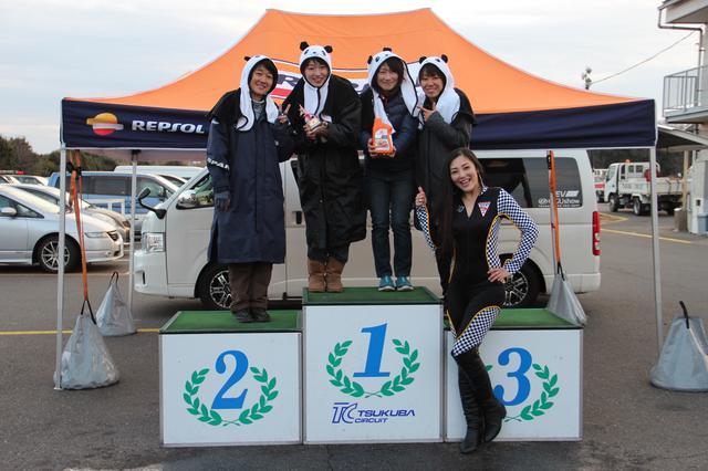 画像: 特別賞〜!こちらのパンダはメンバーのQumiさんの案なんです(^^*)