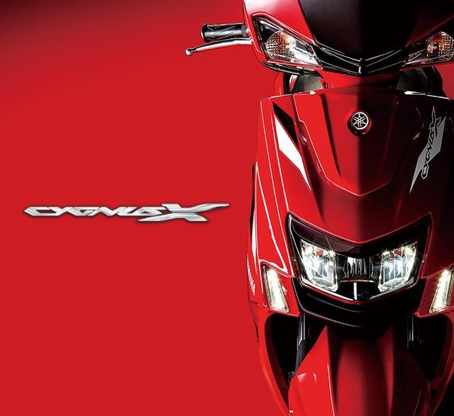 画像: シグナスX - バイク・スクーター|ヤマハ発動機株式会社