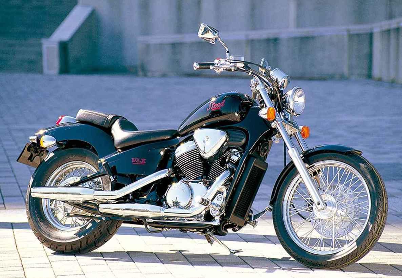 Images : 3番目の画像 - STEED 400 VLX - webオートバイ