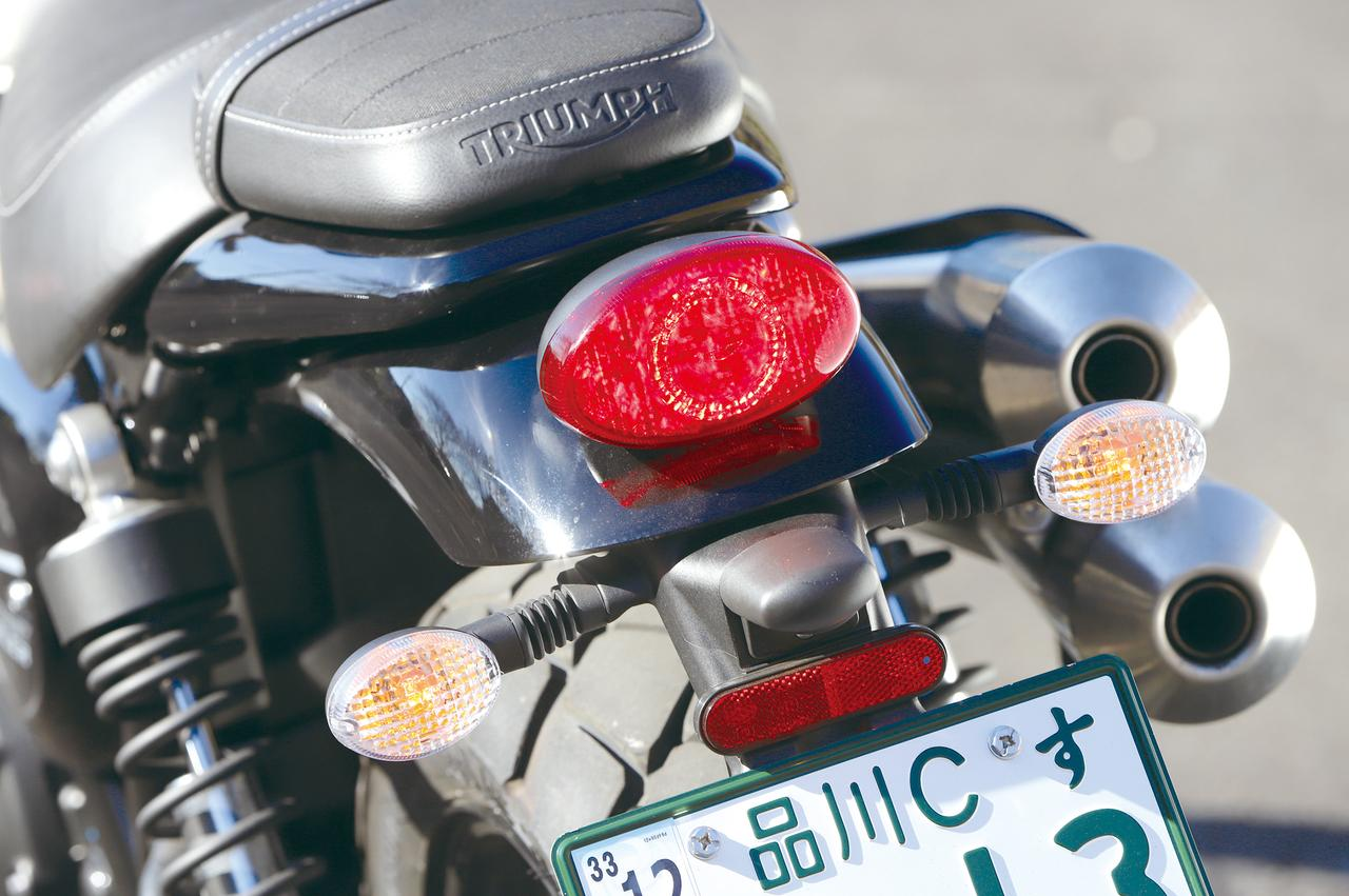 Images : 9番目の画像 - 「パワー増強と足回りの充実!『TRIUMPH STREET SCRAMBLER』#試乗インプレ」のアルバム - LAWRENCE - Motorcycle x Cars + α = Your Life.