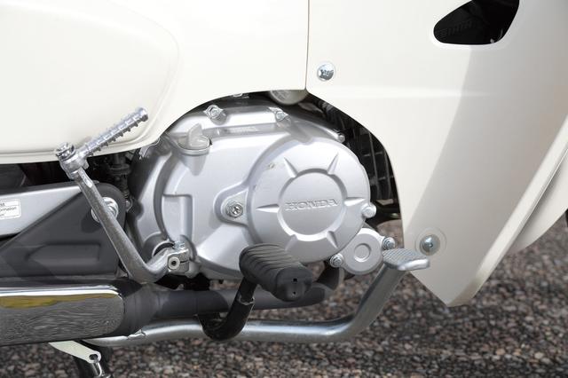 画像2: C125は質感が高くて「現代のスーパーカブ」 どこかスポーツバイク的なところが気に入りました