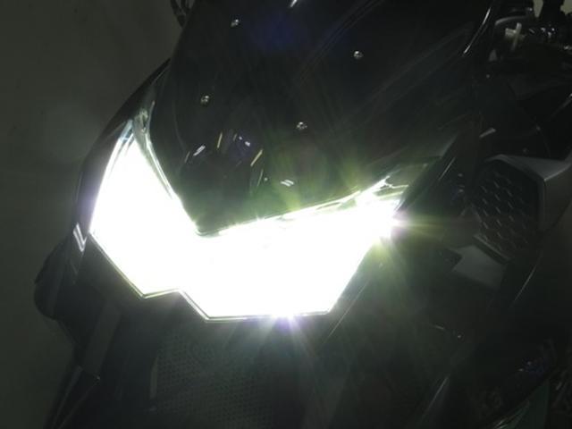 画像: 『'10~'13 Z1000にLEDヘッドライトバルブ取付けしました。』