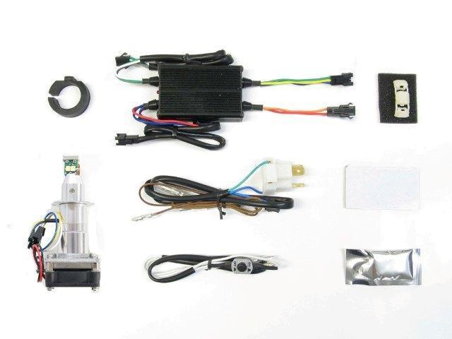 画像: プロテックの「2灯点灯になるLEDヘッドライトバルブ」にZ1000 / Z800 / Z250用が追加