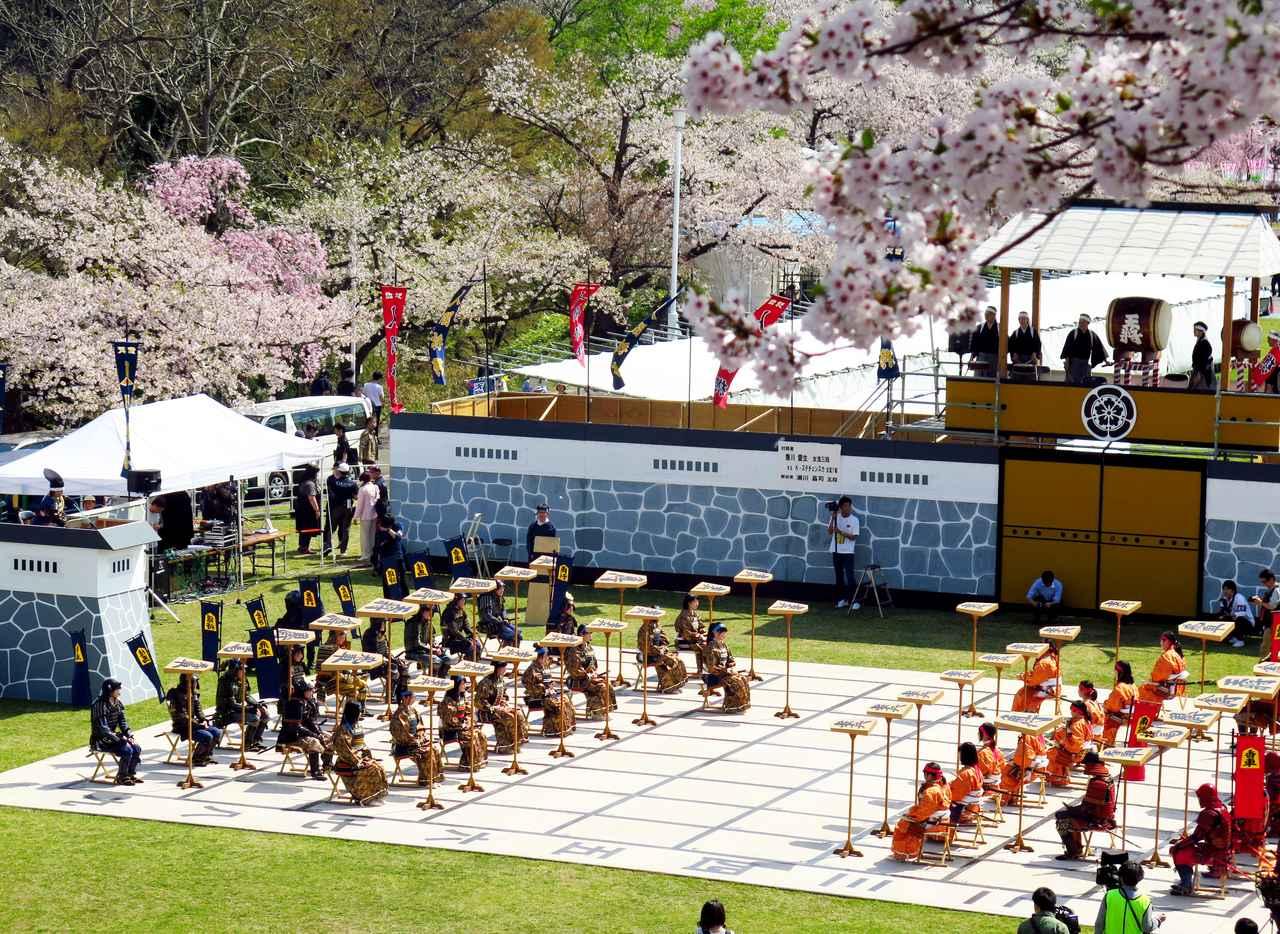 画像: とりあえず昨年初めて訪れてみて楽しかった山形県天童市の人間将棋はまた行きたい! 2019年は4月20日(土)・21日(日)の開催予定です。