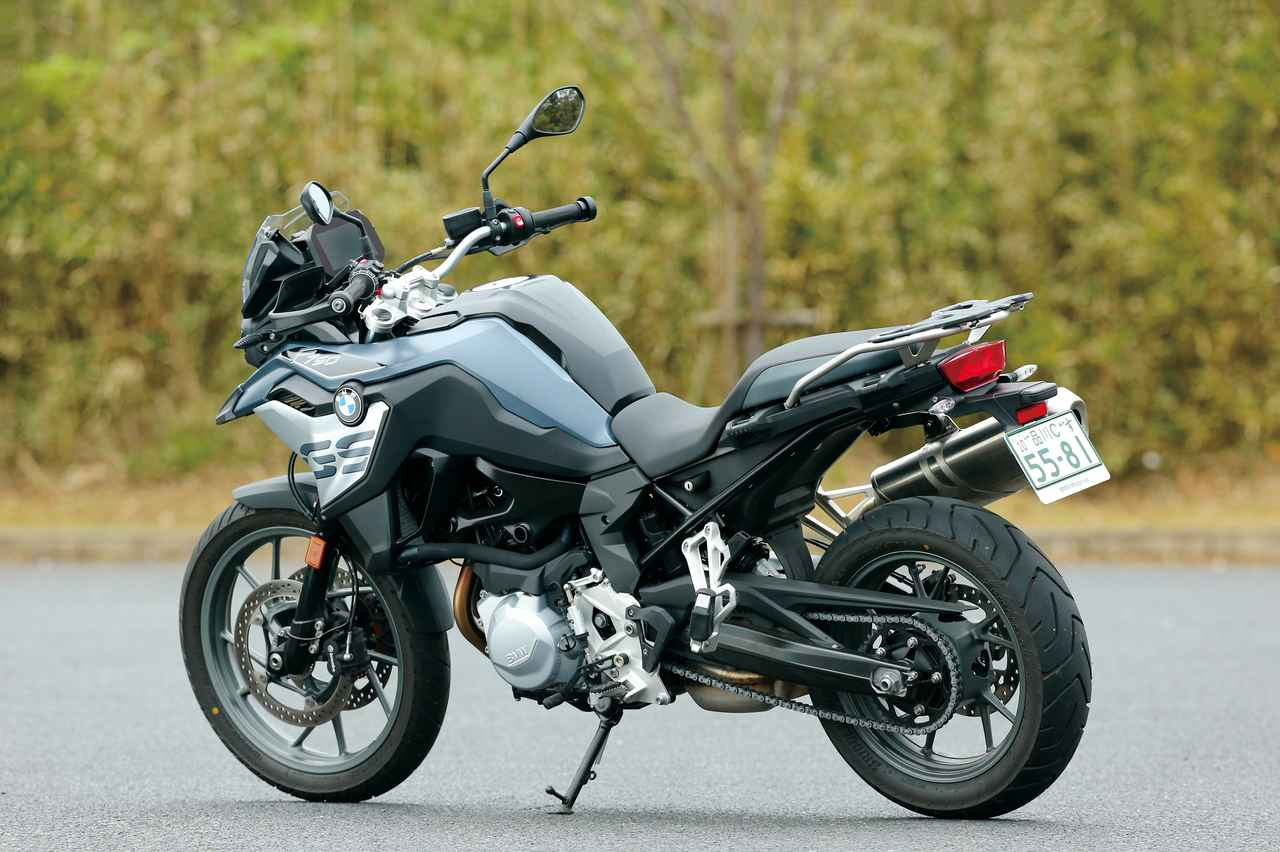Images : 3番目の画像 - 「BMW「F750GS」試乗インプレ(2019年)」のアルバム - LAWRENCE - Motorcycle x Cars + α = Your Life.