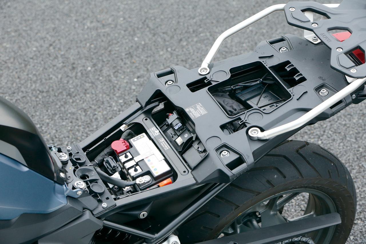 Images : 9番目の画像 - 「BMW「F750GS」試乗インプレ(2019年)」のアルバム - webオートバイ