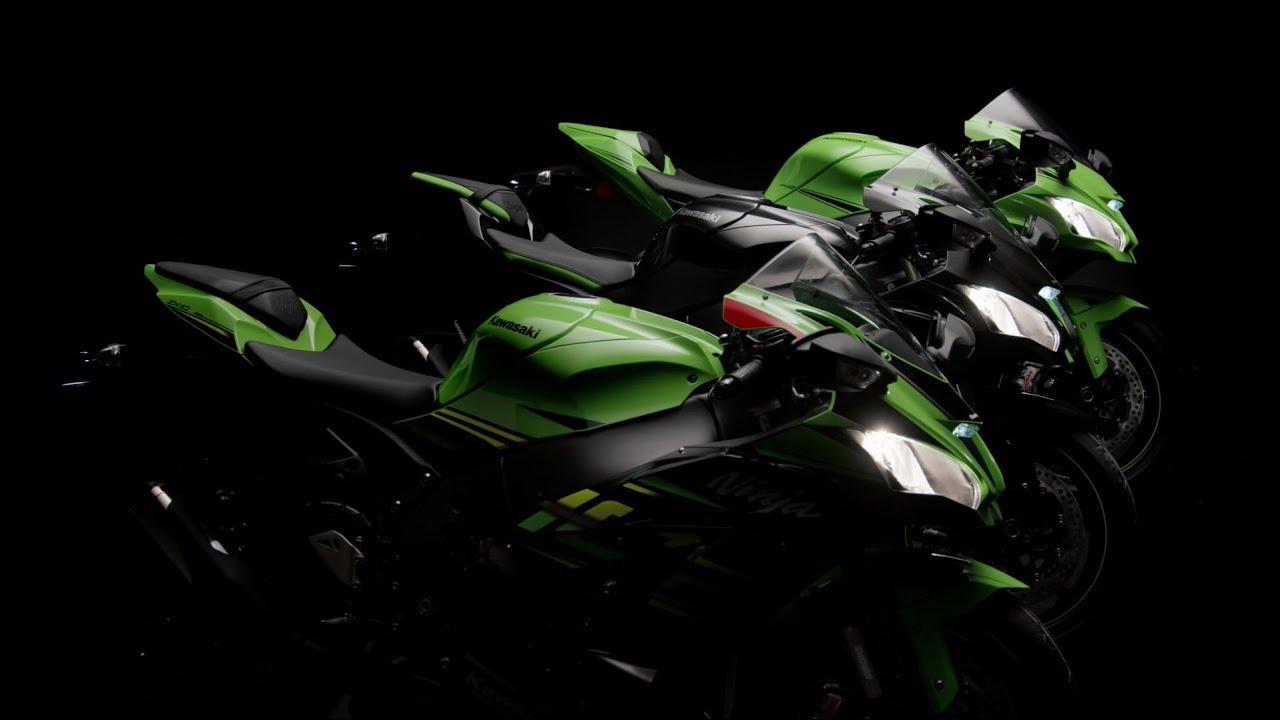 画像: Ninja ZX-10R KRT EDITION Studio Video youtu.be