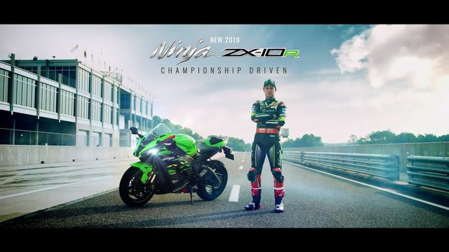 画像: Ninja ZX-10R KRT EDITION Action Video youtu.be