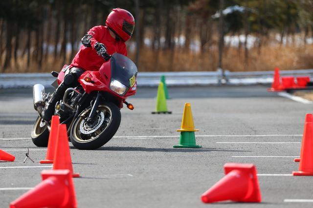 画像1: 「安全運転大会からジムカーナへ」斉藤航平(3年)