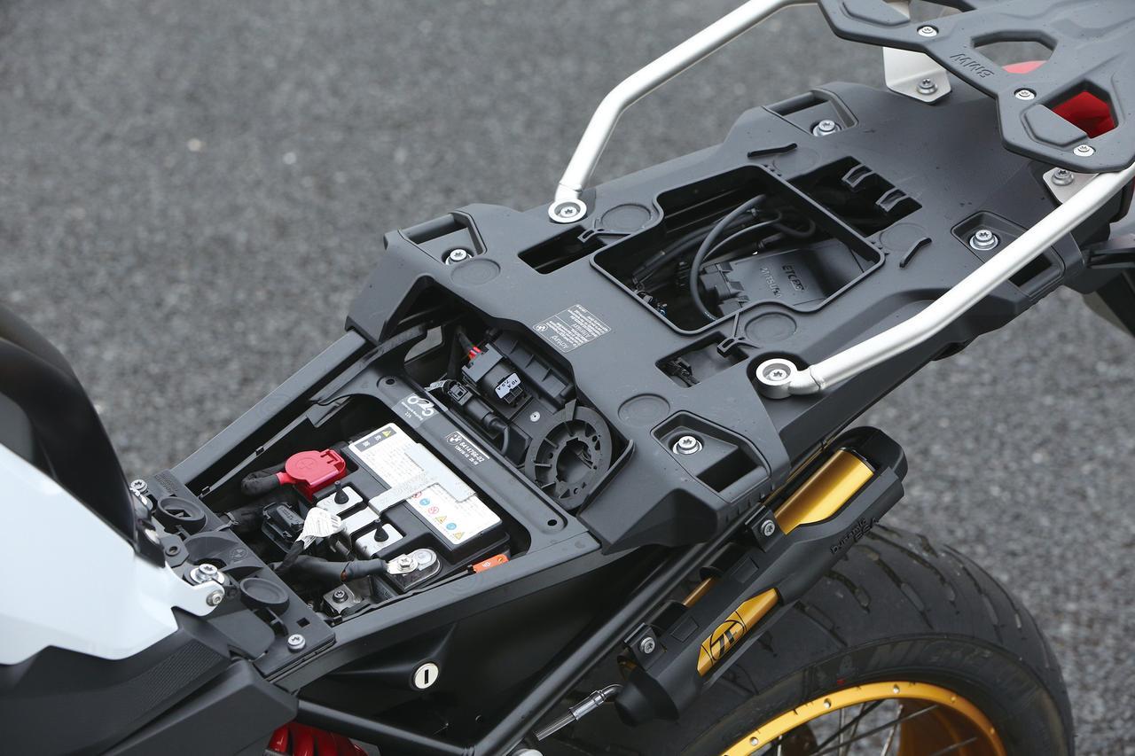 """Images : 9番目の画像 - 「""""GSらしさ""""を一層増した魅惑の充実進化!『BMW F850GS』#試乗インプレ(2019年)」のアルバム - webオートバイ"""