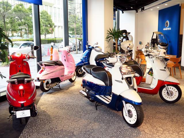 画像: 東京赤坂にあるショールームで実車を見られます!