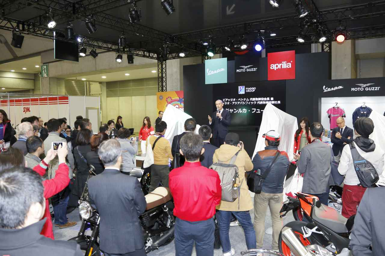 画像2: 今回は3月22日(金)~24日(日)に東京ビッグサイトで行なわれる「東京モーターサイクルショー2019」の魅力をお伝えします!