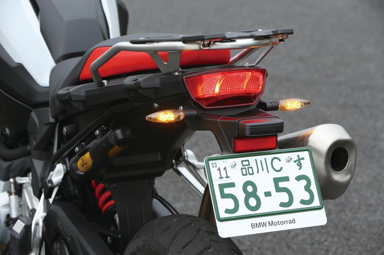 """Images : 7番目の画像 - 「""""GSらしさ""""を一層増した魅惑の充実進化!『BMW F850GS』#試乗インプレ(2019年)」のアルバム - webオートバイ"""