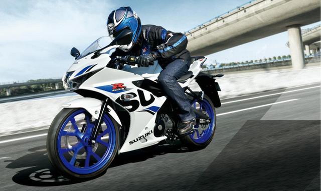 画像: スズキ GSX-R125 ABS