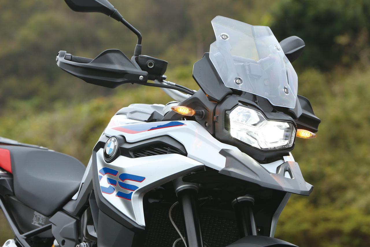 """Images : 8番目の画像 - 「""""GSらしさ""""を一層増した魅惑の充実進化!『BMW F850GS』#試乗インプレ(2019年)」のアルバム - webオートバイ"""