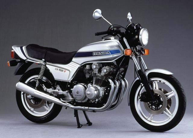 画像: Honda CB750F('79)